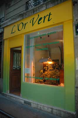 Boutique : Growshop - L'Or Vert - Paris - Montreuil - Villemomble