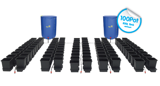 l 39 or vert autopot easy2grow autopot 100 pot system kit 100 pot 15 l 2 x reservoir 400 l. Black Bedroom Furniture Sets. Home Design Ideas