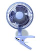 Ventilateur / Brasseur d'air : Ventilateur � Pince / Clip Fan - BLT / OXYGEN - CF150 - 100 m3 / h - PACK 5 unit�es