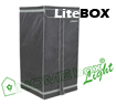 Tente / Chambre / Box de Culture : Tente LiteBox - Homebox Light